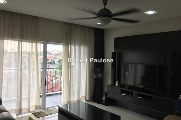 For Rent Condominium at Ken Damansara II, Petaling Jaya Leasehold Semi Furnished 3R/2B 3.6k