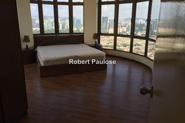 For Rent Condominium at Casa Vista, Bangsar Leasehold Semi Furnished 3R/3B 3.6k