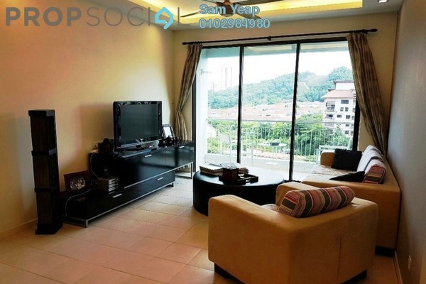 For Rent Condominium at Opal Damansara, Sunway Damansara Leasehold Fully Furnished 4R/3B 2.4k