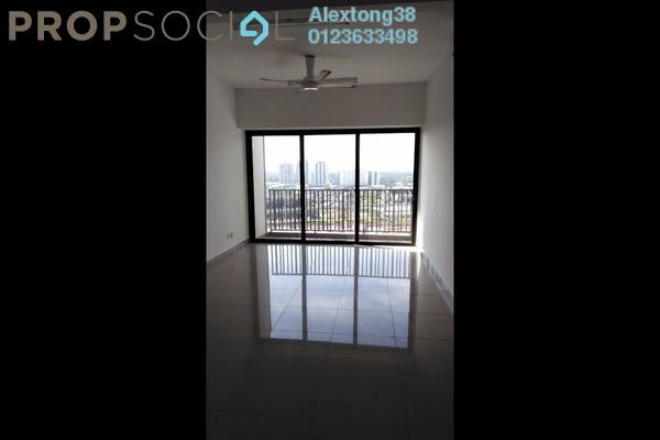 For Sale Condominium at i-Residence @ i-City, Shah Alam Freehold Semi Furnished 3R/2B 700k