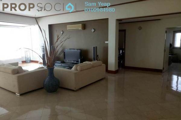 For Rent Condominium at Suasana Sentral Condominium, KL Sentral Freehold Fully Furnished 5R/5B 7k