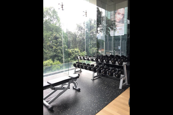 For Rent Condominium at The Horizon Residences, KLCC Freehold Semi Furnished 1R/1B 3.5k