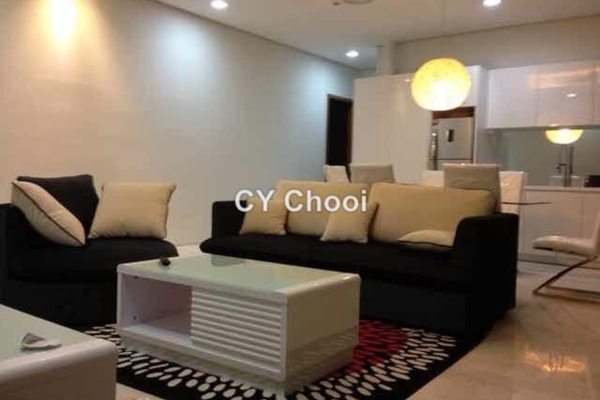 For Rent Condominium at Vipod Suites, KLCC Leasehold Fully Furnished 2R/2B 8k