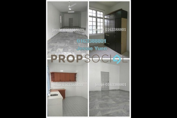 For Rent Condominium at Casa Mila, Selayang Leasehold Semi Furnished 3R/2B 1.1k