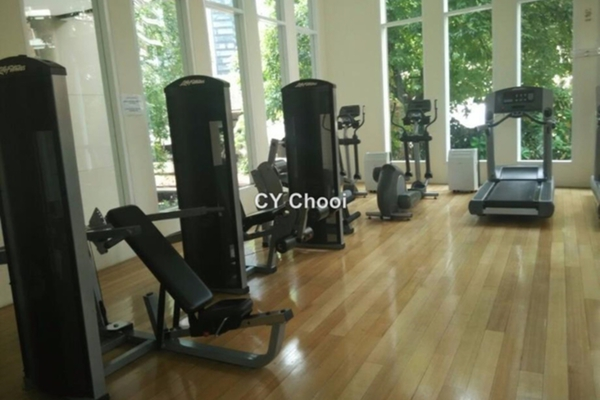 For Rent Condominium at The Oval, KLCC Leasehold Fully Furnished 5R/7B 40k