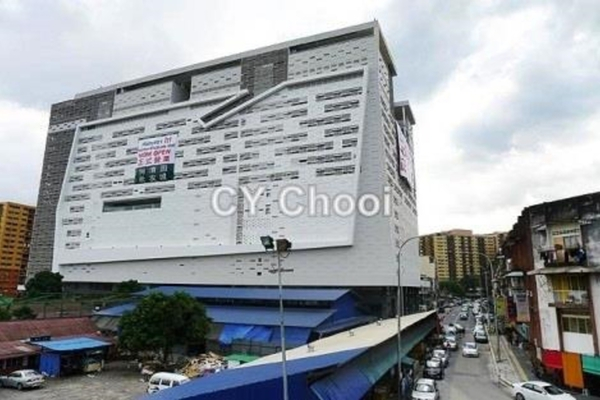 For Rent Shop at Kenanga Wholesale City, Pudu Leasehold Unfurnished 0R/0B 3.5k