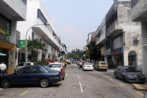 For Rent Shop at Bandar Baru Sri Petaling, Sri Petaling Leasehold Unfurnished 0R/2B 4.8k