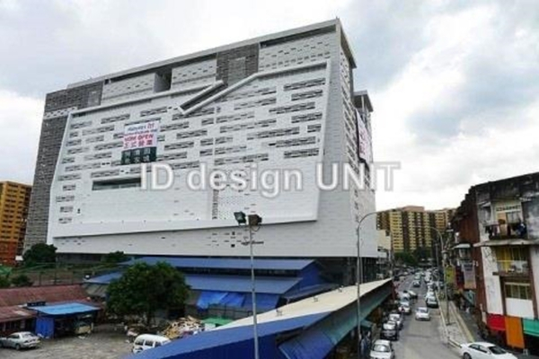 For Sale Shop at Kenanga Wholesale City, Pudu Leasehold Unfurnished 0R/0B 1.1m