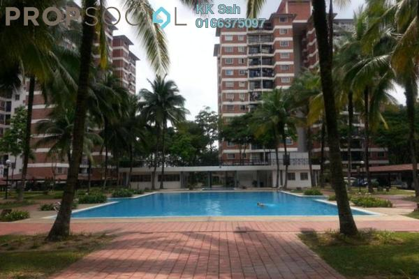 For Rent Condominium at Forest Green, Bandar Sungai Long Freehold Fully Furnished 3R/2B 1.1k