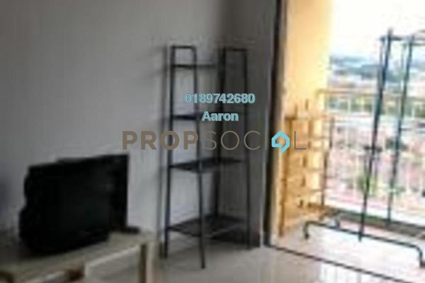 For Sale Condominium at Paramount View, Petaling Jaya Leasehold Semi Furnished 3R/2B 550k