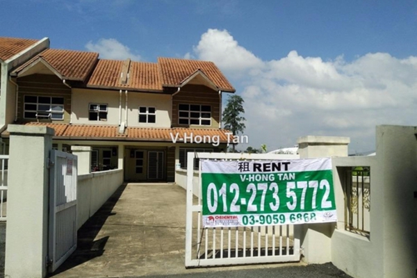 For Rent Terrace at Pantai Avenue, Pantai  Unfurnished 4R/3B 3.2k