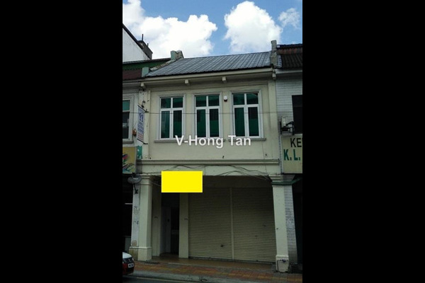 For Rent Shop at Jalan Sungai Besi, Kuala Lumpur Leasehold Unfurnished 0R/2B 4.8k