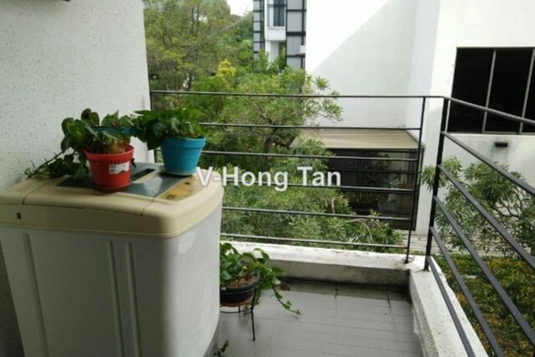 For Rent Duplex at Centrio, Pantai Leasehold Fully Furnished 0R/2B 2.2k