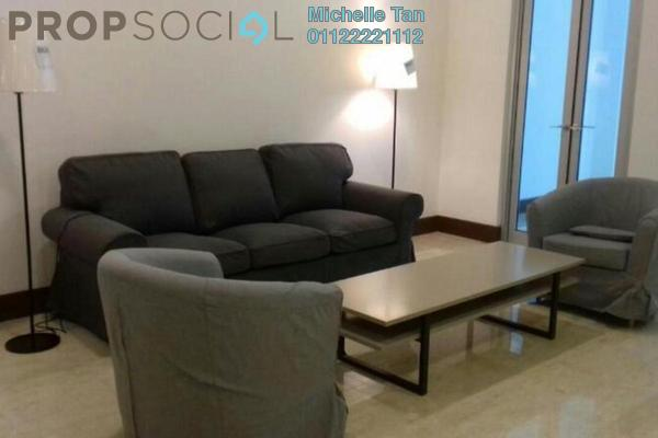 For Rent Condominium at Kirana Residence, KLCC Freehold Fully Furnished 2R/3B 6.5k