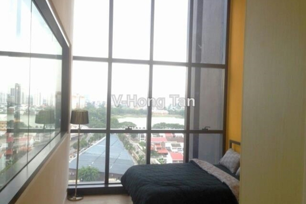 For Rent Duplex at M City, Ampang Hilir Leasehold Fully Furnished 3R/2B 4k