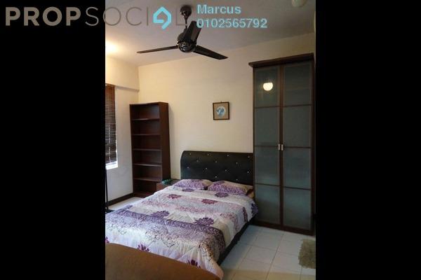 For Rent Condominium at Ritze Perdana 1, Damansara Perdana Leasehold Fully Furnished 1R/1B 1.4k