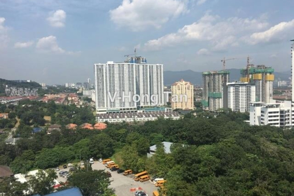 For Rent Condominium at Duta Ria, Dutamas Leasehold Fully Furnished 3R/2B 1.9k