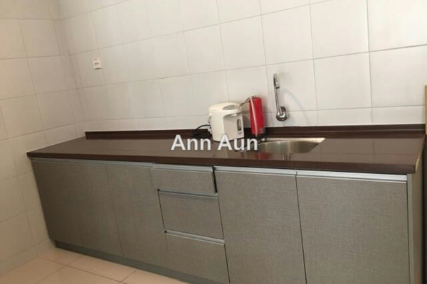 For Rent SoHo/Studio at Da Men, UEP Subang Jaya Leasehold Fully Furnished 0R/1B 1.6k