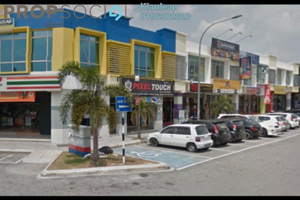 For Rent Shop at Bandar Puncak Alam, Kuala Selangor Leasehold Unfurnished 0R/0B 2.6k