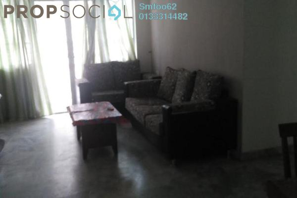 For Rent Condominium at Genting Court, Setapak Leasehold Unfurnished 3R/2B 1k