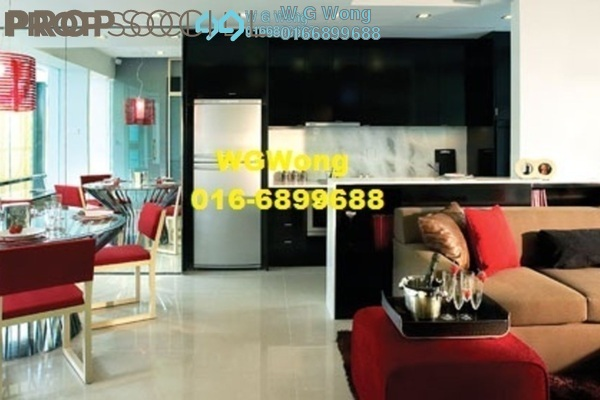 For Rent Serviced Residence at VERVE Suites, Mont Kiara Freehold Fully Furnished 2R/2B 3.6k