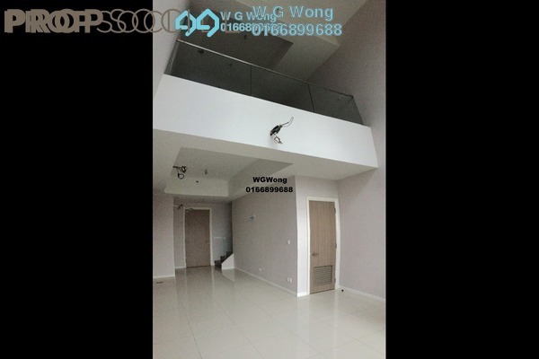 For Rent Duplex at Icon City, Petaling Jaya Leasehold Semi Furnished 1R/2B 2.55k