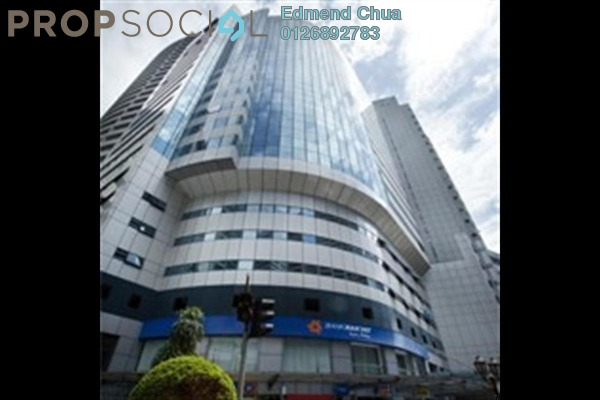 For Rent Office at Wisma UOA I, KLCC Freehold Semi Furnished 0R/0B 5.47k
