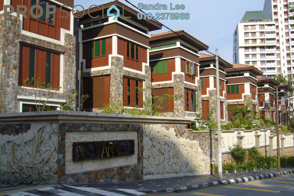 For Sale Bungalow at The Ara, Bangsar Freehold Semi Furnished 3R/4B 4.33m