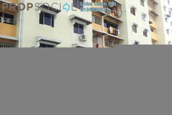 For Rent Apartment at Desa Bayan, Sungai Ara Freehold Unfurnished 3R/1B 1.1k