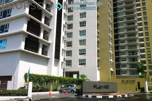 For Rent Apartment at Platino, Gelugor Freehold Fully Furnished 3R/5B 5k