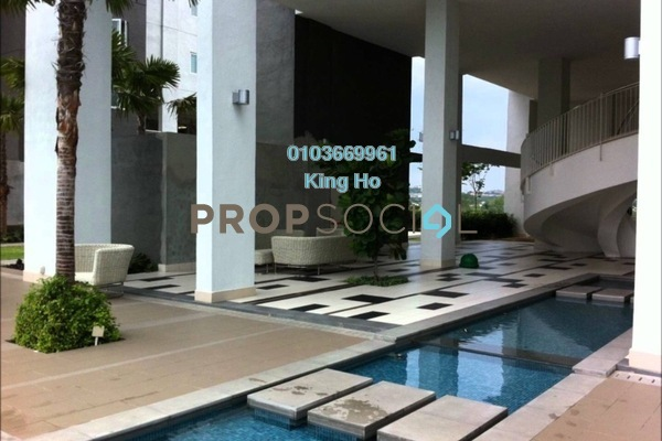 For Rent Condominium at First Residence, Kepong Leasehold Semi Furnished 3R/2B 1.7k