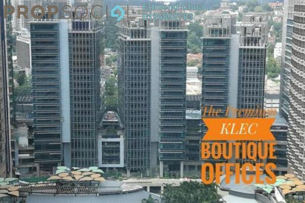 For Rent Office at The Pillars @ KL Eco City, Mid Valley City Leasehold Unfurnished 0R/0B 27.9k