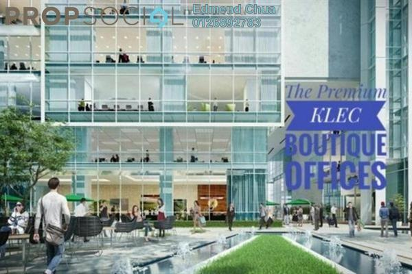 For Rent Office at The Pillars @ KL Eco City, Mid Valley City Leasehold Unfurnished 0R/0B 22.7k