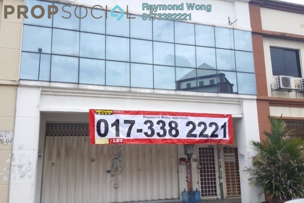For Sale Factory at Shah Alam Technology Park, Shah Alam Freehold Unfurnished 0R/3B 1.09m