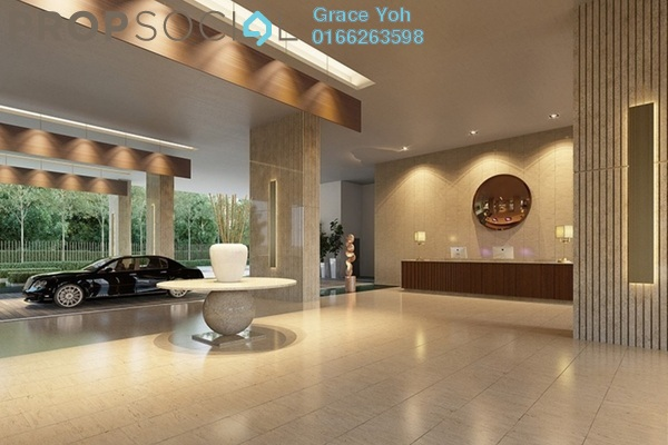 For Sale Condominium at Stonor 3, KLCC Freehold Semi Furnished 3R/2B 1.63m