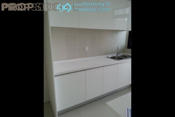 For Rent Condominium at i-Residence @ i-City, Shah Alam Freehold Semi Furnished 2R/2B 1.5k