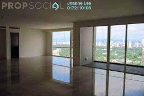 For Sale Condominium at One Menerung, Bangsar Freehold Semi Furnished 4R/5B 6.6m