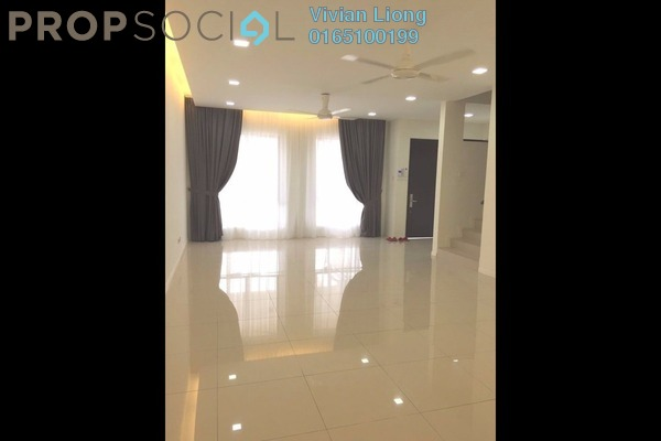 For Rent Terrace at Fairfield Residences @ Tropicana Heights, Kajang Freehold Semi Furnished 5R/5B 2k
