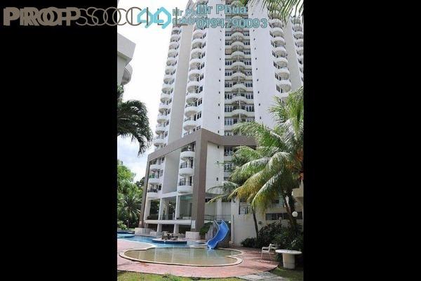 For Sale Condominium at Leader Garden, Tanjung Bungah Freehold Semi Furnished 4R/3B 590k