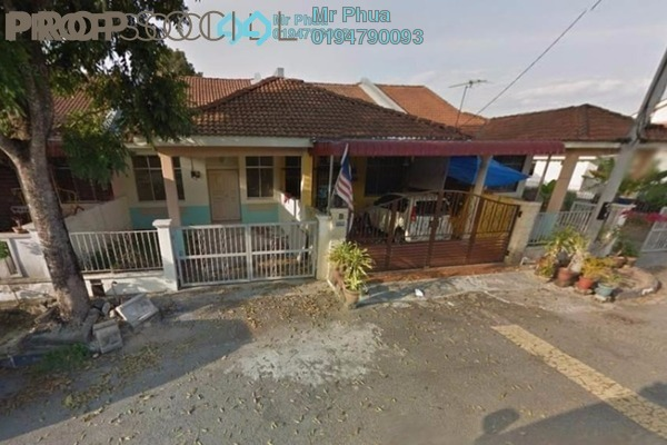 For Sale Terrace at Taman Jawi Jaya, Penang Freehold Unfurnished 3R/1B 180k