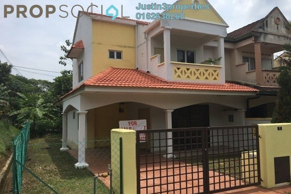 For Sale Semi-Detached at Double Green Residence, Ipoh Freehold Unfurnished 4R/3B 590k