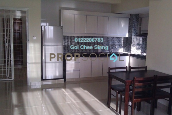 For Rent SoHo/Studio at Faber Heights, Taman Desa Freehold Fully Furnished 1R/1B 2k