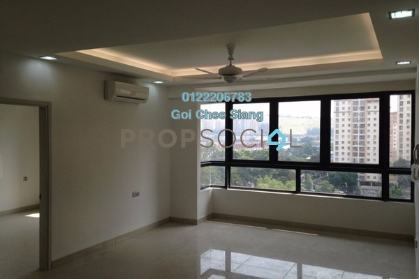 For Sale Condominium at Residence 8, Old Klang Road Freehold Semi Furnished 3R/4B 660k