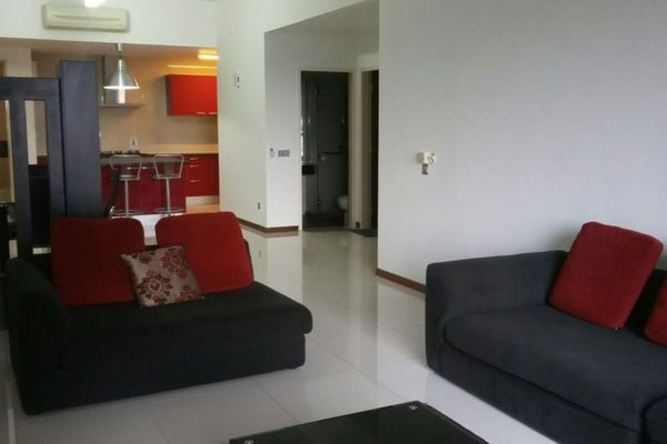 For Rent Condominium at Suasana Sentral Loft, KL Sentral Freehold Fully Furnished 2R/2B 4.8k