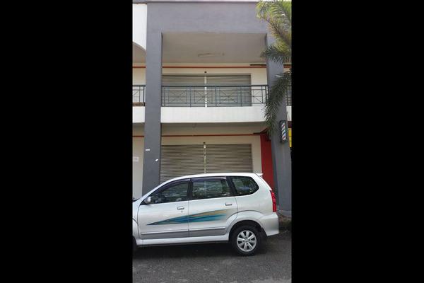 For Rent Shop at Bandar Teknologi Kajang, Semenyih Freehold Unfurnished 0R/1B 1.5k