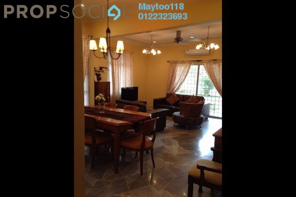 For Rent Bungalow at Taman Tasik Semenyih, Semenyih Leasehold Fully Furnished 3R/2B 2k