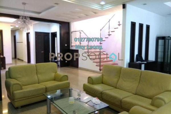 For Rent Bungalow at PJU 7, Mutiara Damansara Freehold Semi Furnished 6R/5B 9k
