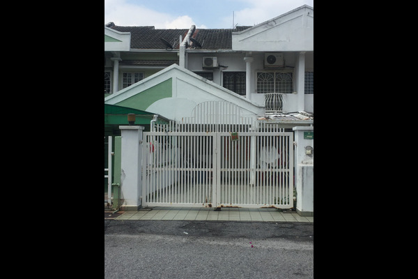 For Rent Terrace at Taman Sri Endah, Sri Petaling Leasehold Fully Furnished 4R/3B 2k