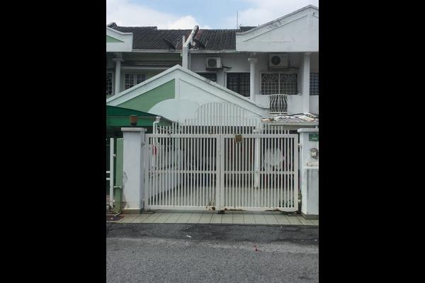 For Rent Terrace at Taman Sri Endah, Sri Petaling Leasehold Fully Furnished 4R/3B 2k