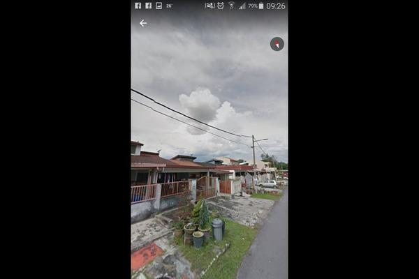 For Sale Terrace at Taman Desa Jaya, Kepong Leasehold Unfurnished 3R/2B 418k